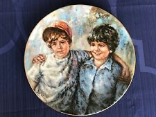 "Royal Doulton ""Buddies"" frm 'All God's Children' Collection Boxed"