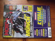 $$ Moto Journal N°1505 Friedel Munch  Laconi  Carmichael  Ukawa  Katoh