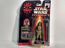Hasbro Star Wars Episode 1 Adi Gallia CommTech Chip Action Figure 1999 t1437