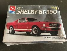 1995 AMT/ERTL Model 1967 SHELBY GT-350 Kit #6633