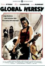 Global Heresy - Alicia Silverstone - Peter O'Toole  - DVD - Neu u. OVP