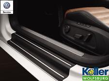 Original Volkswagen VW Einstiegsfolie Schutzfolie schwarz silber Passat CC CC