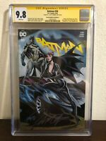 Batman #50 CGC Signature Series 9.8 Signed by J. Scott Campbell Catwoman