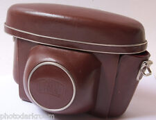 Zeiss Ikon Camera Case 1218/24 - Fitted Approx. 3D x 5W x 4H - VINTAGE E15B