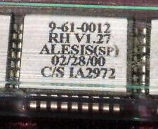 Alesis Masterlink ML - 9600 master cd recorder Eprom upgrade ver 1.27