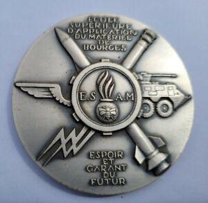 Médaille de l'ESAM-BOURGES en bronze
