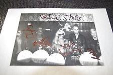 "THE PLASMATICS Wendy O. Williams signed 4x6"" Photo + Live Photos InPerson SCARCE"