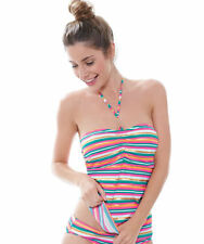 Freya Striped Bikini Tops for Women