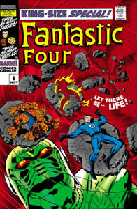 Fantastic Four King Size Annual #6 (Facsimile Edition / 1968 / NM)