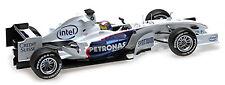 Sauber BMW C24B Formula 1 Valencia 2006 N. Heidfeld 1:18 Minichamps L.E. 180 pcs