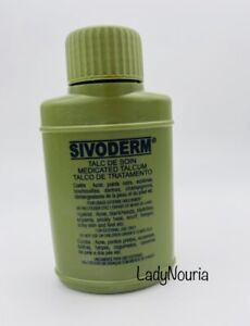 Original Sivoderm Medicated Powder