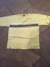 Head Men's T Shirt Size Lime Green VGC