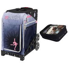 Zuca Ice Dreamz Lux Sport Insert Bag & Black Non-Flashing Frame + Gift Pouch