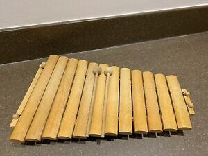 vintage Wooden  Children's Xylophone