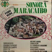 Sonora Maracaibo Pobre Reina Son Montuno Latin Salsa lp Son Art
