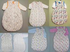 Babyschlafsack 2teilig Set Sommer Winter Schlafsack Baby 50/56 62/68 74/80 86/92