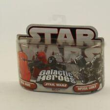 Hasbro Star Wars Galactic Heroes 2-Pack Figure Set ROYAL GUARD & IMPERIAL GUNNER
