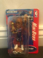 Chauncey Billups Mini Bobblehead NBA Finals Trophy Champions Detroit Pistons