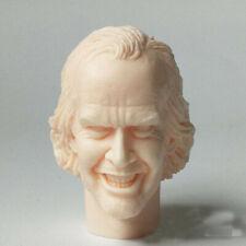 "Blank 1/6 Scale The Shining Jack Nichols 00004000 on Head Sculpt Unpainted Fit 12"" Body"