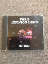 The Paris Reunion Band - Hot Licks.