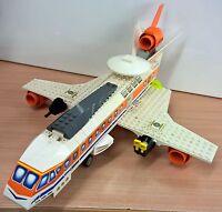 LEGO Aereo Radar Vintage aereoplano cm 36 TECHNIC