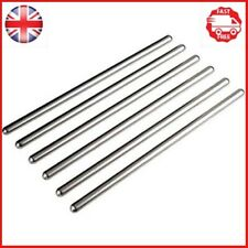 Worktop Hot Protector Rods Stainless Steel Kitchen Self Adhesive Heat Pack of 6