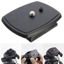 Tripod Quick Release Plate Mount Screw Adapter Head fits DSLR SLR Digital USA