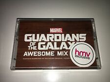 GUARDIANS OF THE GALAXY - VOL. 1 - CASSETTE (HMV Exclusive WITH Sticker!)
