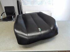 R129 300SL 500SL SL500 SL600 LOWER BUCKET SEAT CUSHION & LEATHER 90-95 BLACK