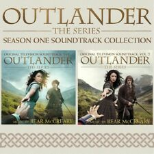 Outlander Season One Soundtrack Collection, 2 Audio-CDs 2 Audio-CD(s) McCreary..