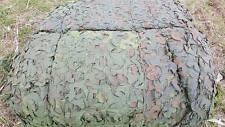Filet bâche de camouflage armée Française Barracuda pergola terasse 8,6 x 5