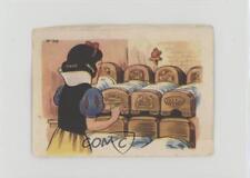 1939 Chocolat Menier Blanche-Neige et les Sept Nains #59 Snow White Card k5c