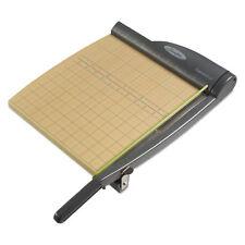 Swingline ClassicCut Pro Paper Trimmer 15 Sheets Metal/Wood Composite Base 12 x