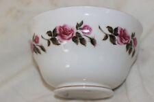 Royal Vale Pink Roses and Buds Sugar Bowl