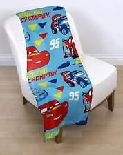 Disney Cars Champ Rotary Manta Polar Niños Chicos carácter Snuggle Cobertor