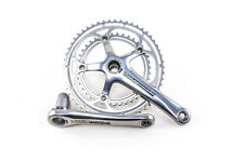 New Campagnolo Centaur Ultra-Torque 10 Speed Silver Alloy 39//53 Crankset 170mm