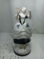 Vintage Royal Dux  Porcelain Figurine  Lady # 3794 Made in Czechoslovakia