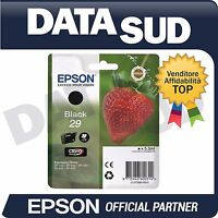 CARTUCCIA ORIGINALE EPSON 29 BLACK/NERO XP-235,XP-332,XP335,XP-432,XP-435