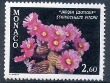 STAMP / TIMBRE DE MONACO N° 1309 ** FLORE / PLANTES DU JARDIN EXOTIQUE
