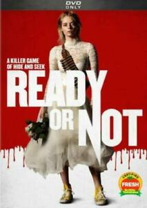 Ready or Not (DVD, 2019)