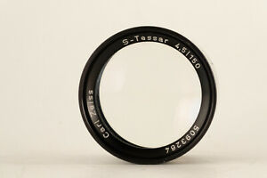 CARL ZEISS S-TESSAR 150mm F4.5 PROJECTION LENS