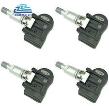 4Pcs Tire Pressure Sensor For 2008-2012 Chrysler Town & Country 56029527Aa