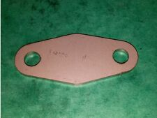 STAINLESS Fuel Pump Blank Plate - FORD 1.6 2.0 PINTO Engine Escort Capri Transit