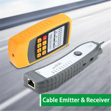 Network Cable Tester Wire Line Cable Tester Wire Line Toner Tracer Circuit Finde