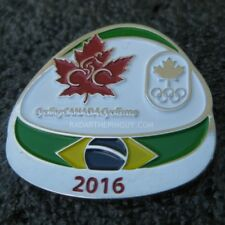 2016 Canada Canada Cycling Team COC Pin