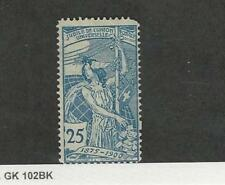 Switzerland, Postage Stamp, #100 Mint Hinged, 1900