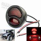 A Duolamp LED Tail Light Rear Brake Lamp Red Light For Harley Chopper Ford Model