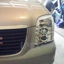 2007-2014 GMC Yukon XL 1500 2500 Denali Brightest LED Projector Headlight Chrome