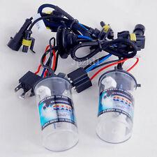 2X Car HID Headlight Light H4-2 5000K 35W Bulbs Lamp Low-Xenon Hi-Halogen Y03-5K