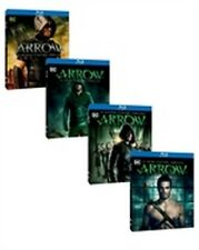 Arrow - Stagioni 1-4 (16 Blu-Ray Disc) - ITALIANI ORIGINALI SIGILLATI -